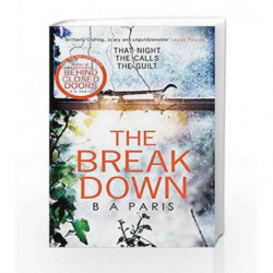 The Breakdown by B A Paris Book-9781848454996