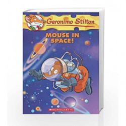 Geronimo Stilton - 52 Mouse in Space by Geronimo Stilton Book-9780545481915