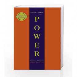 The 48 Laws Of Power (The Robert Greene Collection) by Robert Greene Book-9781861972781