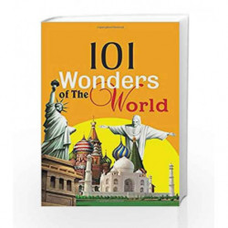 101 Wonders of The World by Om Books Book-9789380070780