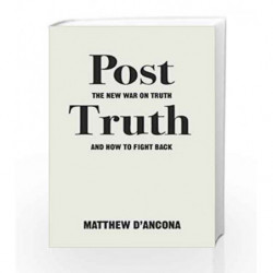 Post-Truth by dAncona, Matthew Book-9781785036873
