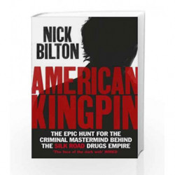 American Kingpin by Nick Bilton Book-9780753546673