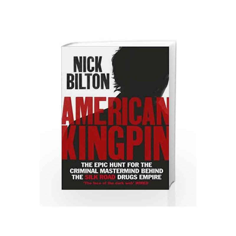 American Kingpin by Nick Bilton Book-9780753546673
