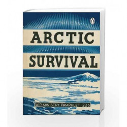 Arctic Survival (Air Ministry Survival Guide) by NA Book-9781405931687