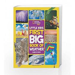 Little Kids First Big Book of Weather (First Big Book) by Karen de Seve Book-9781426327193