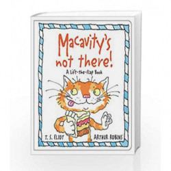Macavity's Not There!: A Lift-the-Flap Book (Old Possum's Cats) by t.s eliot Book-9780571335282