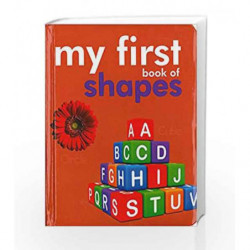My First Book of Shapes by Om Books Book-9789380069777