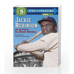 Jackie Robinson and the Story of All Black Baseball (Step into Reading) by Jim O'Connor Book-9780394824567
