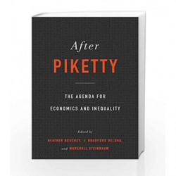After Piketty by Heather Boushey Book-9780674980532