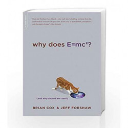 Why Does E-mc2? by Brian Cox Book-9780306818769