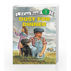 Dust for Dinner (I Can Read Level 3) by TURNER, ANN Book-9780064442251