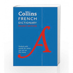 Collins Pocket French Dictionary (Collins Pocket Dictionary) by Collins Dictionaries Book-9780007485475