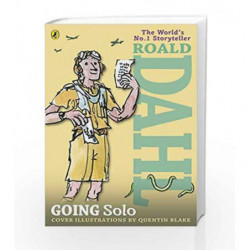Going Solo by Roald Dahl Book-9780141346717