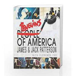 Penguins of America by PATTERSON JAMES Book-9781780895901