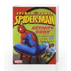 Spider Sense Spider-Man Activity Book (Marvel) by NA Book-9789382187400