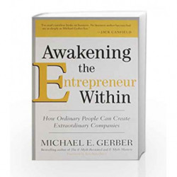 Awakening the Entrepreneur Within by Michael E. Gerber Book-9780062312891