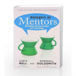 Managers as Mentors by Marshall, Goldsmith Book-9781626561397