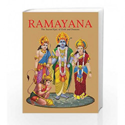 Ramayana: Indian Epic by Sonalini Chaudhry Dawar Book-9788187107675
