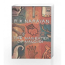 The Man-Eater of Malgudi by R.K. Narayan Book-9788185986081