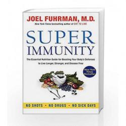 Super Immunity by Fuhrman Joel Book-9780062080646