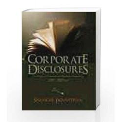 Corporate Disclosures by Shankar Jaganathan Book-9788189643003