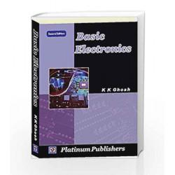 Basic Electronics by DR. KAMAL KANTI GHOSH Book-9788189874056