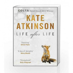 Life After Life by Kate Atkinson Book-9780552779685