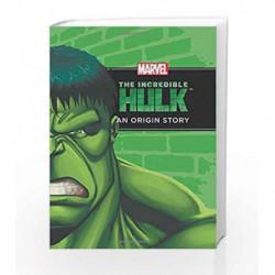 The Incredible Hulk The Origin Story by NA Book-9789351031215