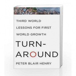 Turnaround Indian Ed.: Third World Lessons for First World Growth by Henry Peter Blair Book-9780465055722