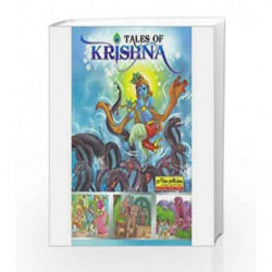 Krishna Tales: Incredible Indian Tales by NA Book-9789382607656