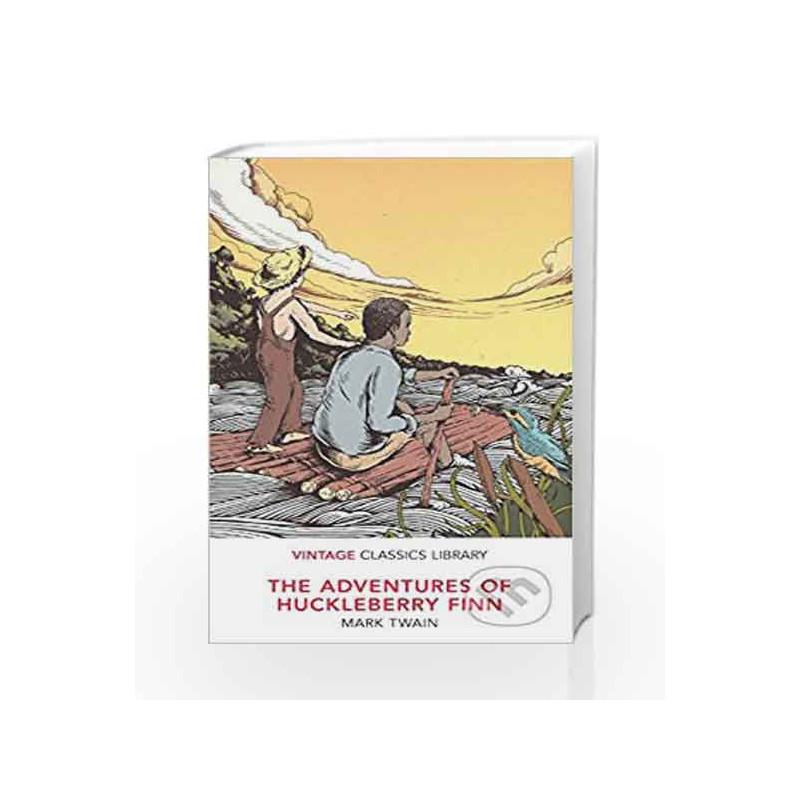 the adventures of huckleberry finn - 800×800