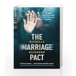 The Marriage Pact by Michelle Richmond Book-9780718186128