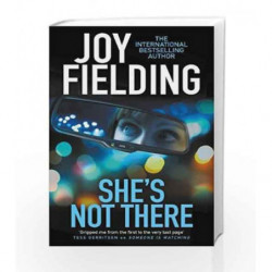 She                  s Not There by Joy Fielding Book-9781785762741