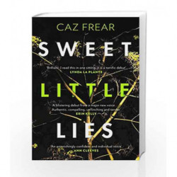 Sweet Little Lies by Caz Frear Book-9781785763359
