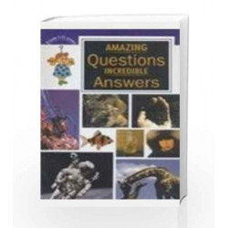 3rd Book of Amazing Questions Incredible Answers by Maanu Graphics Book-9788189998288