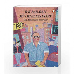 My Dateless Diary (India) by R. K. Narayan Book-9780140109412