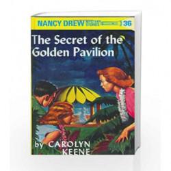 Nancy Drew 36: The Secret of the Golden Pavillion by Carolyn Keene Book-9780448095363