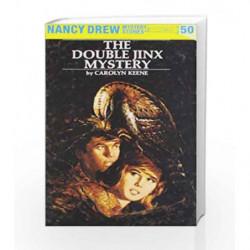 Nancy Drew 50: the Double Jinx Mystery by Carolyn Keene Book-9780448095509