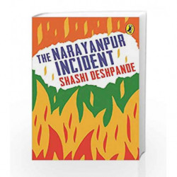 The Narayanpur Incident by Shashi Deshpande Book-9780140375411