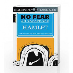 No Fear Shakespeare: Hamlet by SparkNotes Editors Book-9781586638443