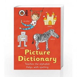 Picture Dictionary: An Essential First Reference (Ladybird Mini) by NA Book-9781409302216