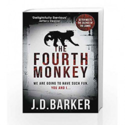 The Fourth Monkey by J.D. Barker Book-9780008266882