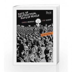 Days of Destruction, Days of Revolt by Chris Hedges Book-9788189059606