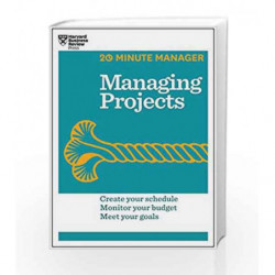 Managing Projects (20-Minute Manager) by NA Book-9781625270832