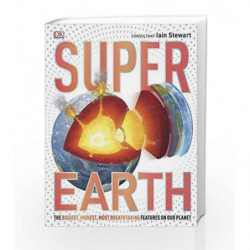 SuperEarth by DK Book-9780241240632
