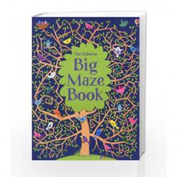 Big Maze Book (Mazes) by Kirsteen Robson Book-9781409532491