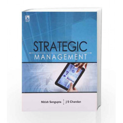 Strategic Management by J.S. Chandan Book-9789325965225