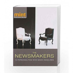 The Newsmakers (Mint Book) by HT MEDIA Book-9788184005622