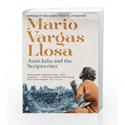 Aunt Julia And The Scriptwriter by Mario Vargas Llosa Book-9780571288601