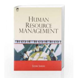 Human Resource Management by Seema Sanghi Book-9789325975613